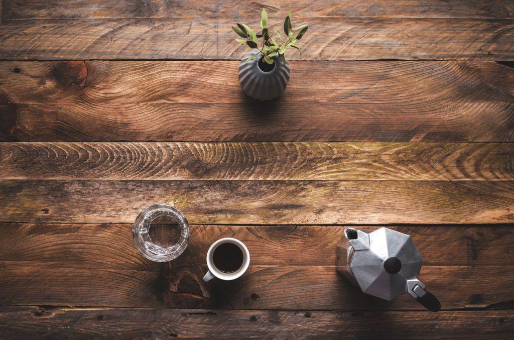 3 modi creativi per riutilizzare la tua vecchia caffettiera