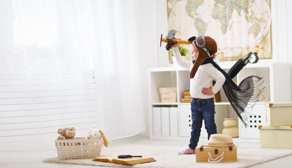 7 giochi da fare in casa con i bambini