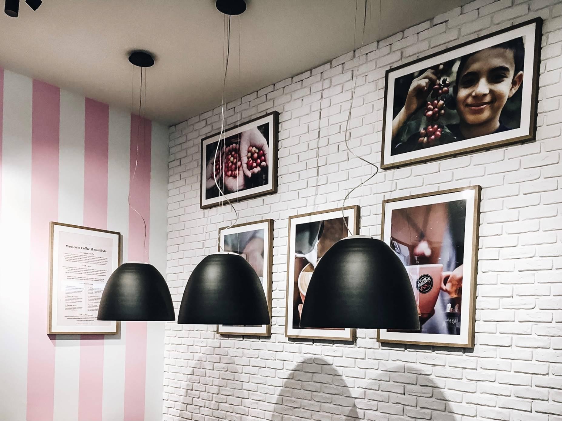 A Numana il Caffè Vergnano 1882 si tinge di rosa con Women in coffee