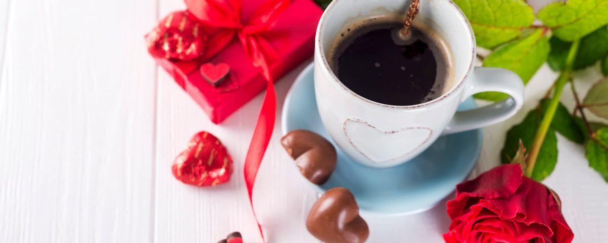 """A San Valentino offri un """"caffè romantico"""""""