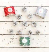 Alberelli decorativi per Natale: DIY