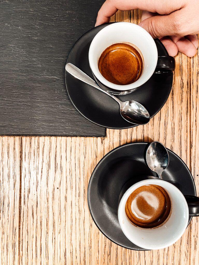 tazzina caffè perfetta