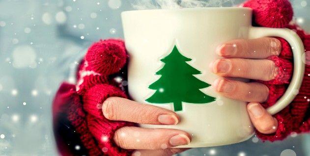 Aspetta il Natale con noi! È arrivato il calendario dell'Avvento di Caffè Vergnano