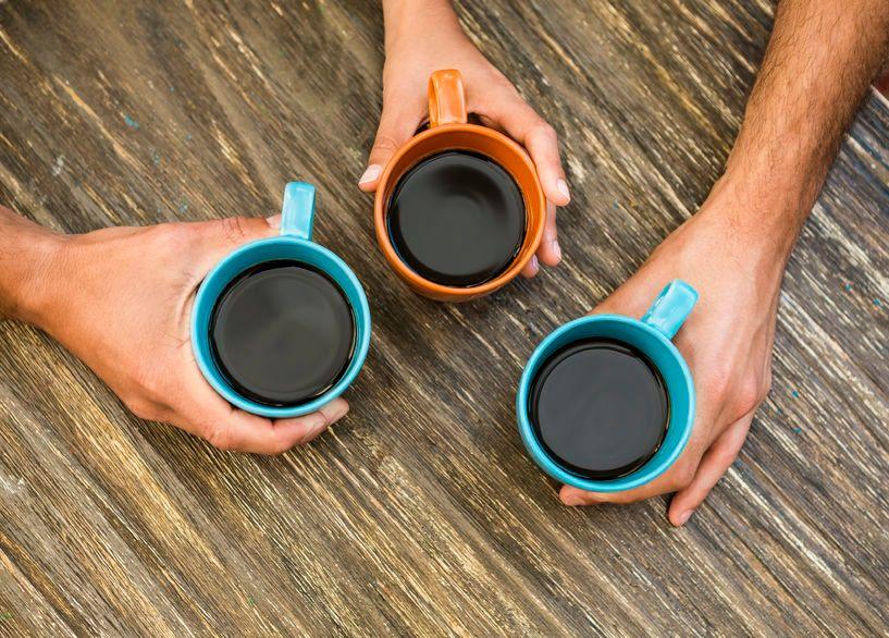 C'è più caffeina nel caffè corto o lungo?