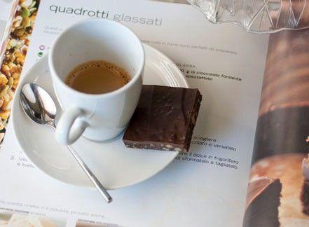 Caffè e dolcetto, abbinamento perfetto