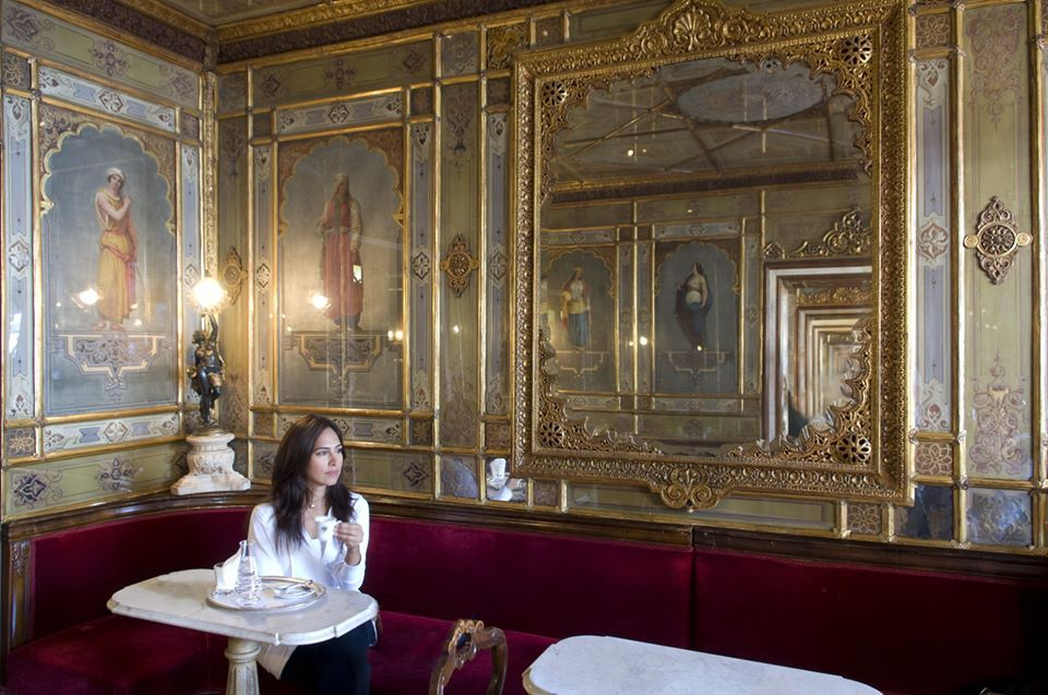 Caffè Florian a Venezia: il caffè più antico d'Italia