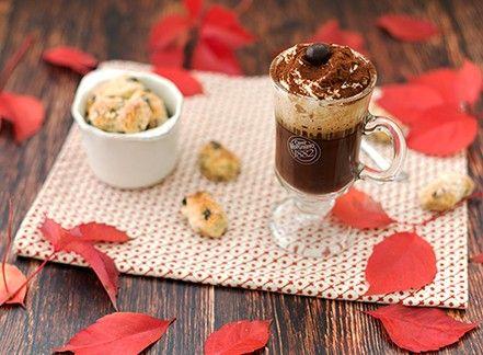 Caffè Gianduia con caffè Vergnano