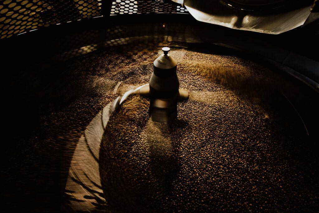 La tostatura del caffè