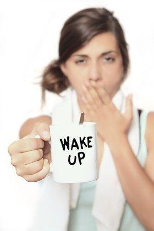 Caffè: non berlo la mattina