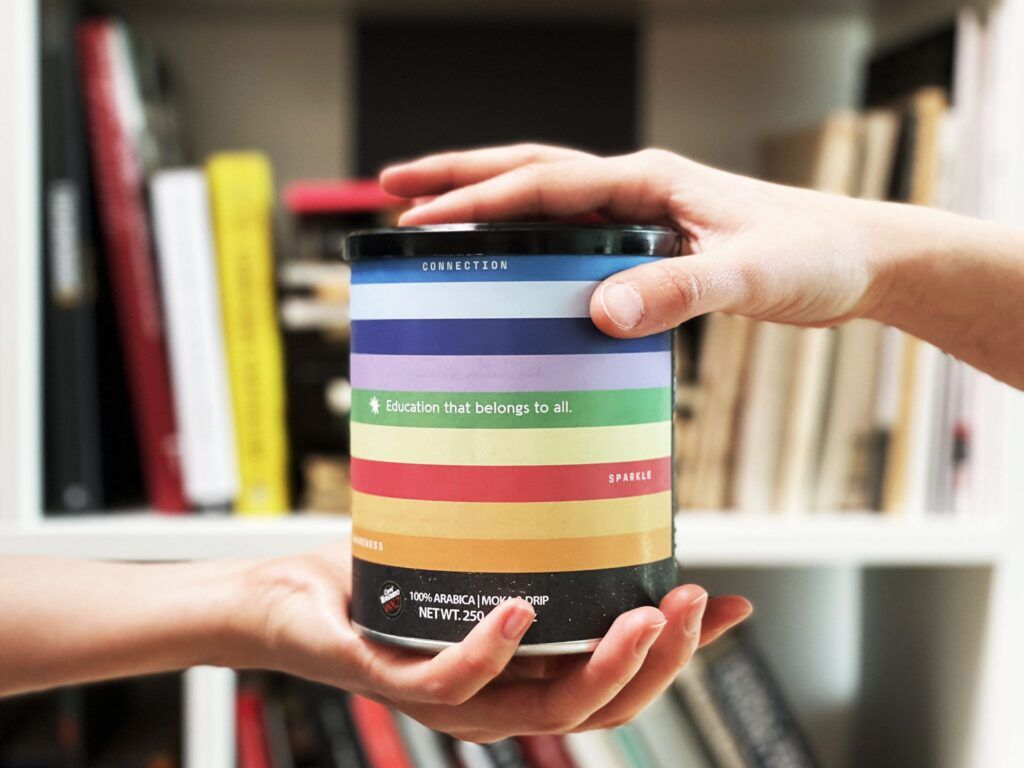 Caffè Vergnano partners up with Funtasia to promote gender equality in public schools