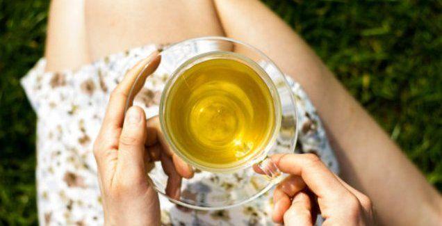 Caldo estivo? Bevi tè verde