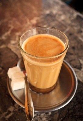 Choco-caffè speziato