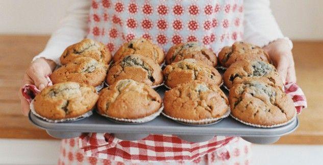 Choco-muffin per la festa della mamma