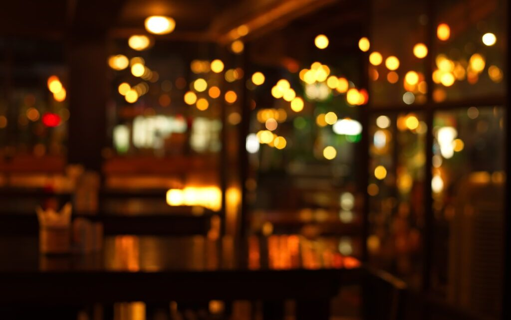 Christmas atmosphere in your bar: a simple guide