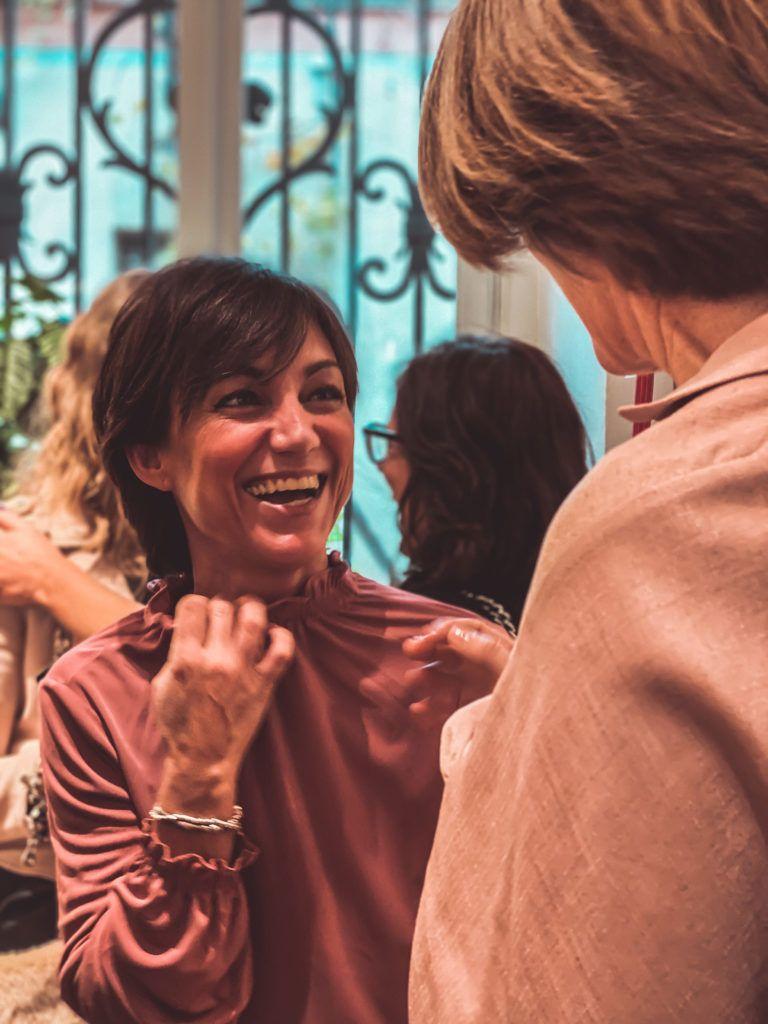 Christmas Reunion in Accademia Vergnano con Mimì Thorrison