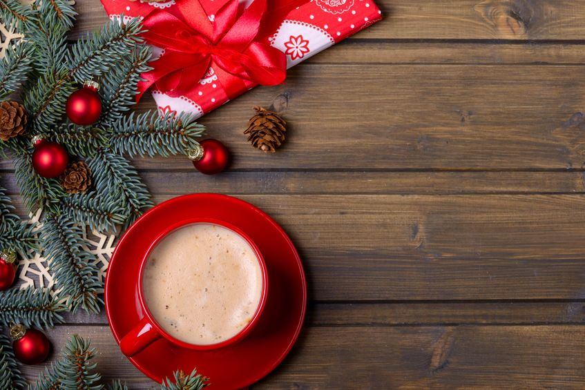 Cinque ricette di caffè speciali da provare durante le feste