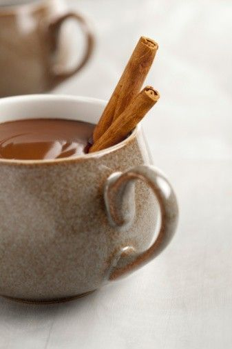 Cioccolata calda vintage