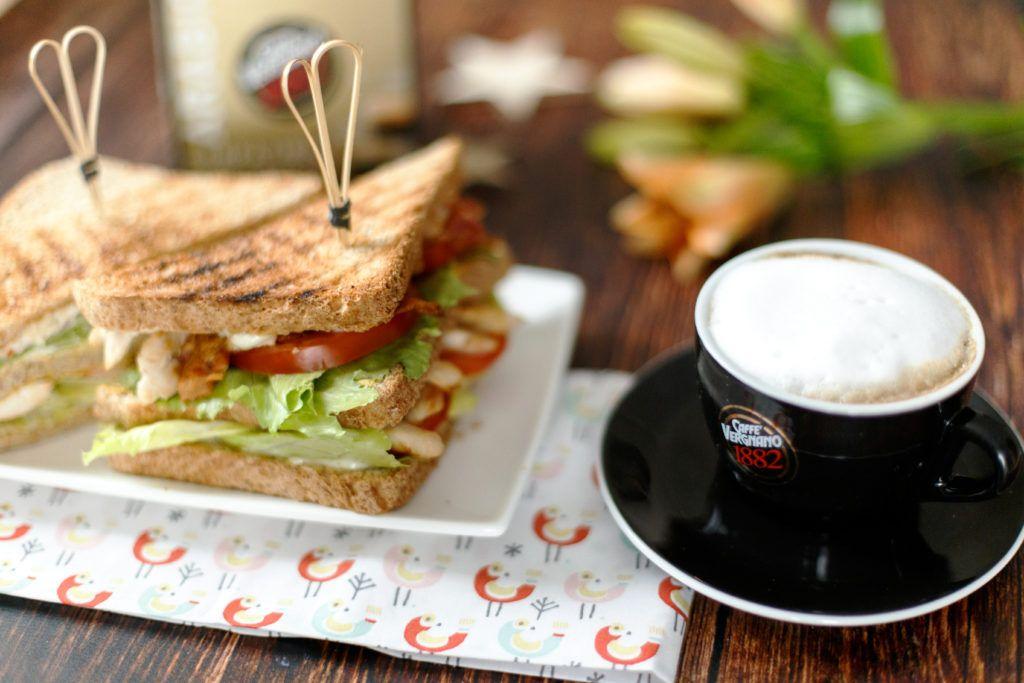 Colazione salata: la ricetta del Club Sandwich di Fico e Uva