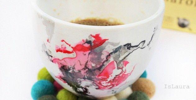 Come personalizzo la mia tazza