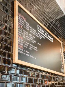 Come scrivere un menù per bar e caffetterie: la nostra guida