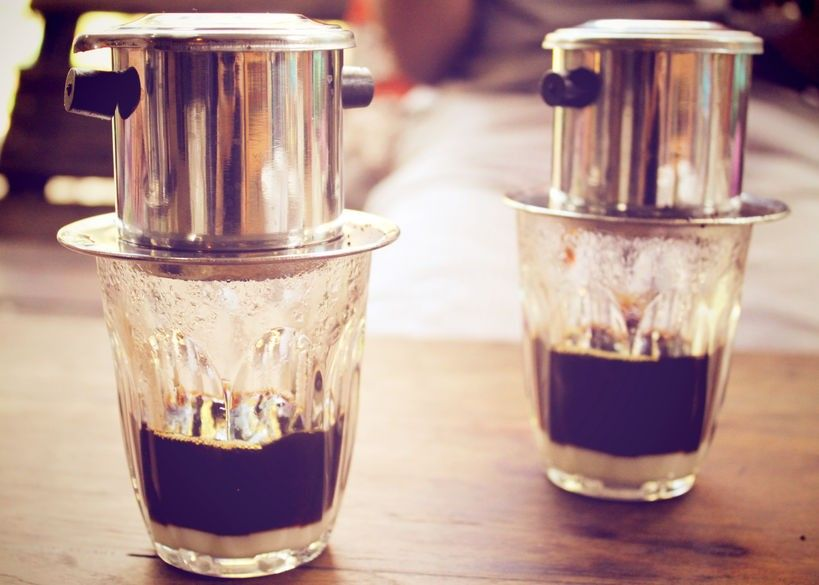 Come si prepara lo speciale caffè alla vietnamita