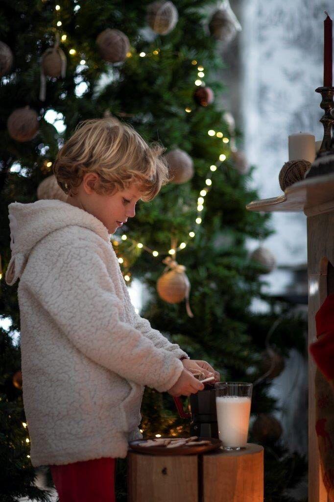 Conte d'un Noël authentique