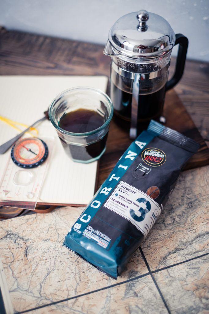 Cortina, Portofino e Amalfi: la linea City Line di Caffè Vergnano racconta l'Italia
