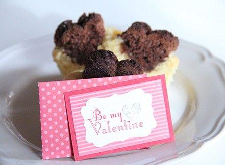 Cupcake per innamorati