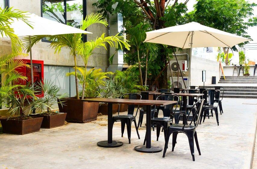 Dehor per bar: come creare uno spazio bello e funzionale