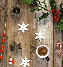 DIY Fiocchi di neve per Capodanno