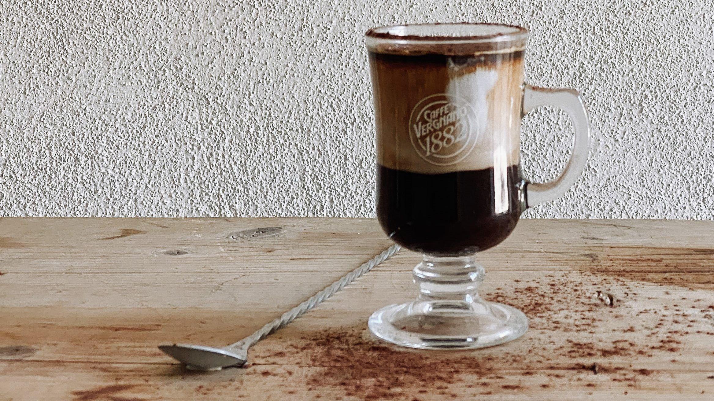 Drink al caffè: la ricetta del Bicerin