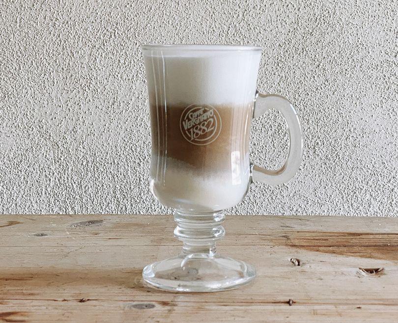 Drink al caffè: la ricetta del latte macchiato