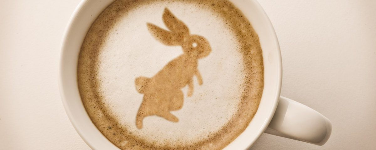 Easter Coffee: Colomba Cake, Eggs and Bunnies at Your Cup's Reach