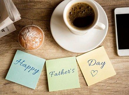Festa del papà al profumo di caffè