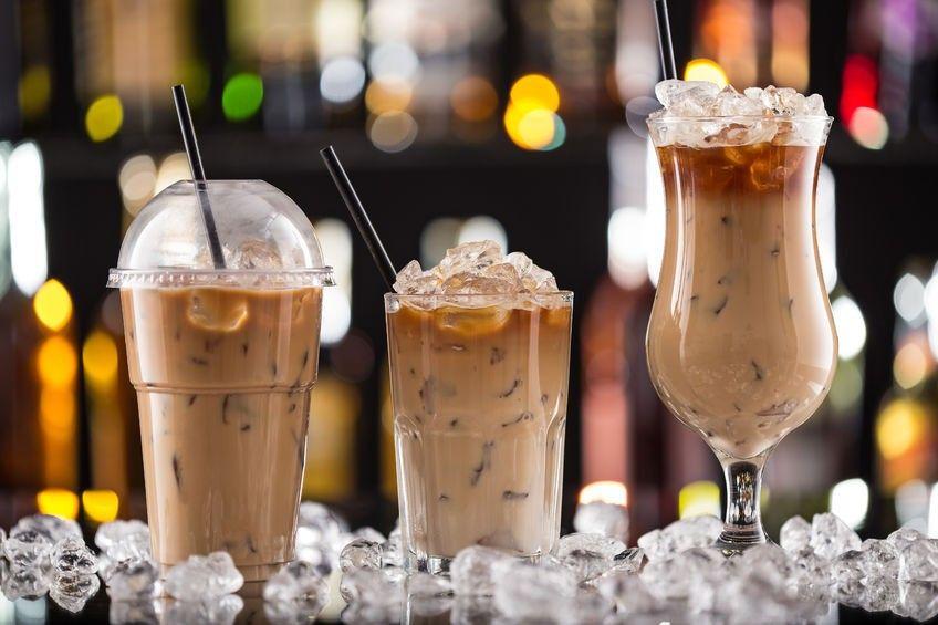 Frappè, frullati e smoothies al caffè