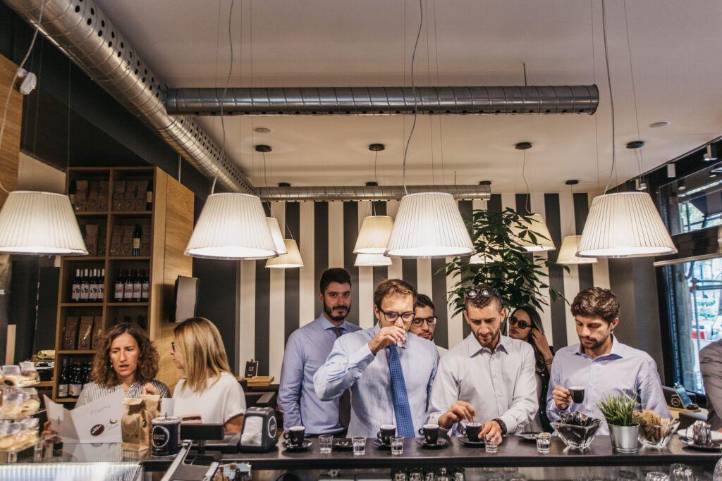 Gli Italiani al bar, un rito tutto nostro