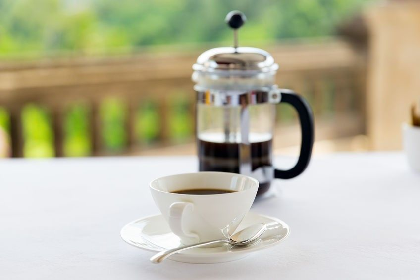 How to use the French Press to make a perfect French Coffee