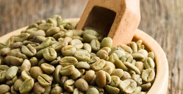 I benefici del caffè verde