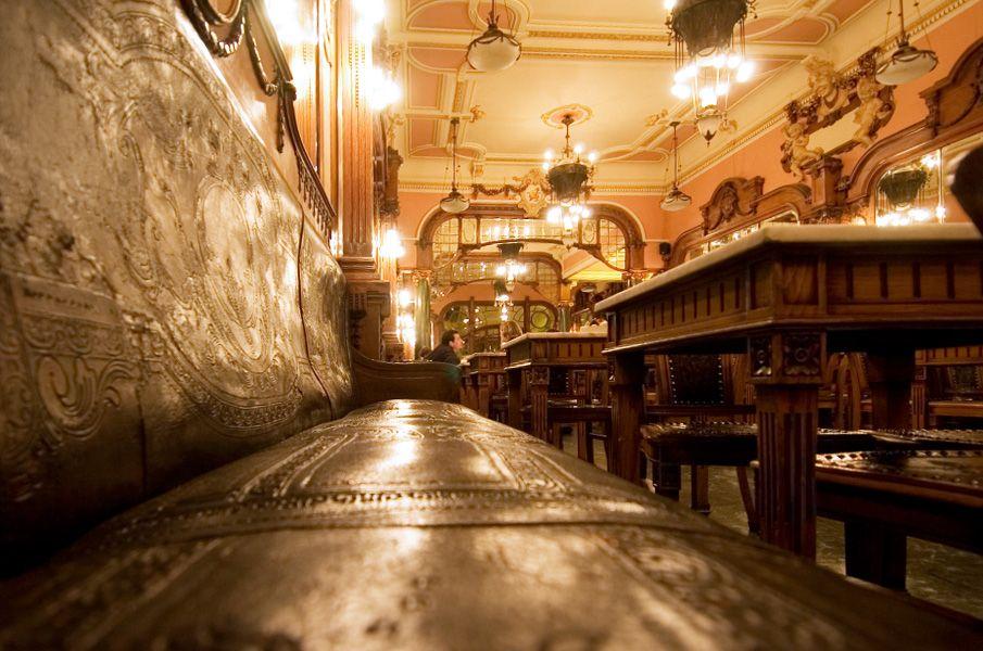 Il Cafè Majestic di Porto: il luogo che ogni fan di Harry Potter dovrebbe visitare