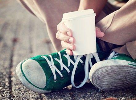 Il caffè e lo sport