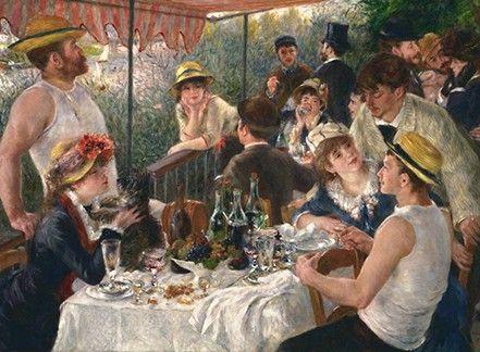 Il caffè nei dipinti di celebri pittori