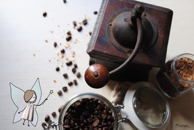 """Il caffè per immagini di """"Virgola"""""""