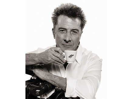 Il caffè secondo Dustin Hoffman