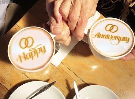 Il caffè si beve in 3D