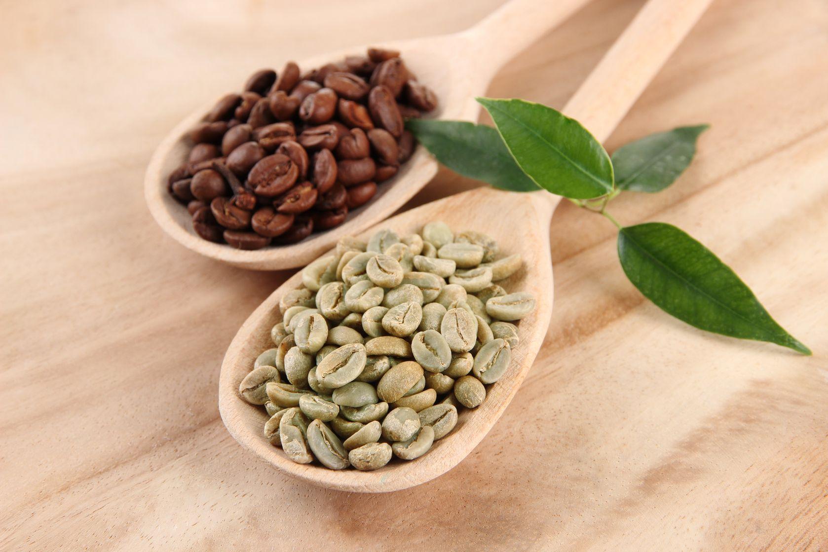 Il caffè verde contiene caffeina?