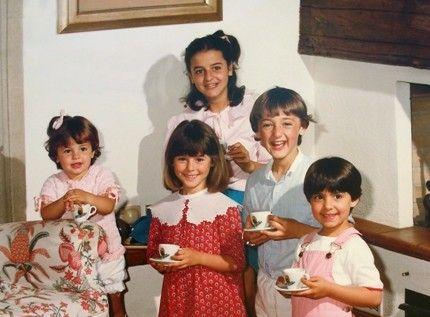 Il primo caffè di Carolina Vergnano