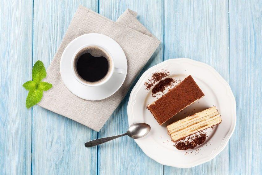 Kuchen mit Espresso: einfache Zubereitung, schnell gemacht, ohne Eier