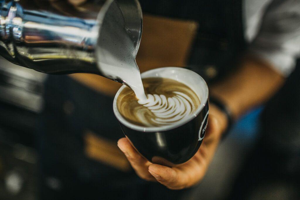Tecniche di Latte Art