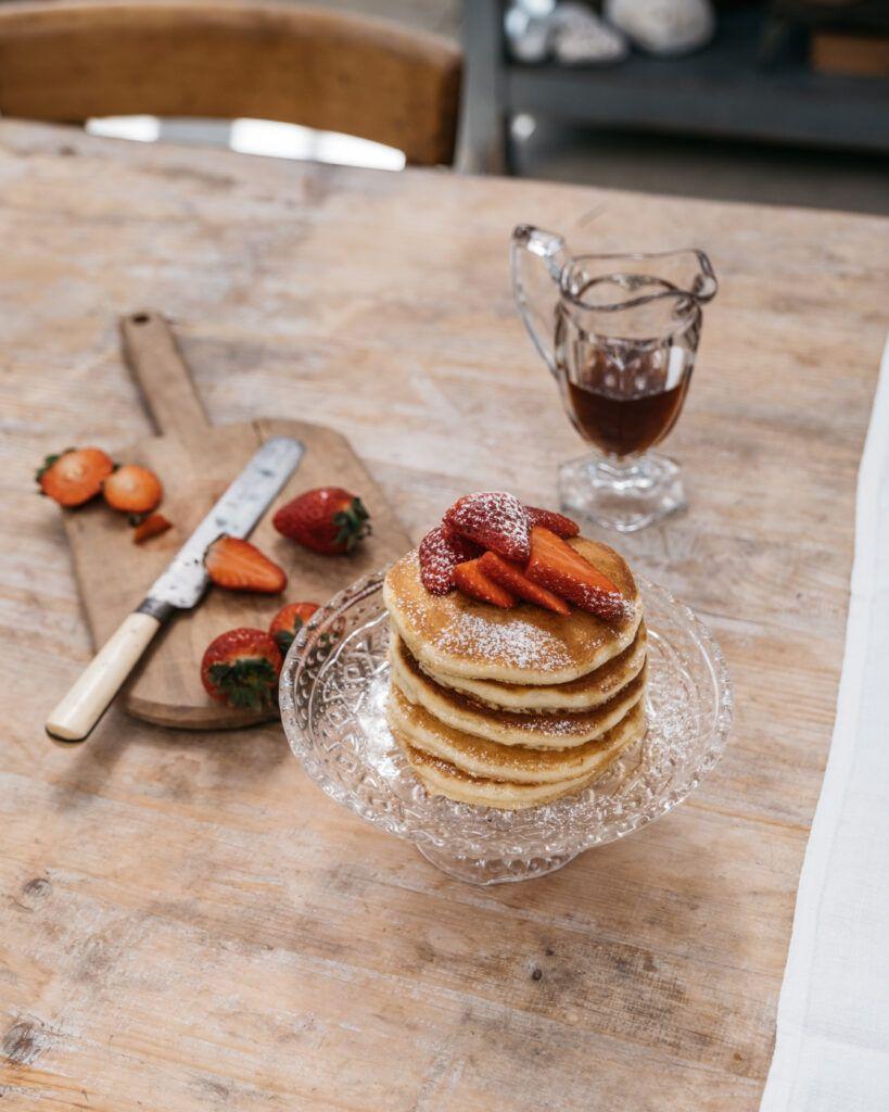 La ricetta dei pancakes