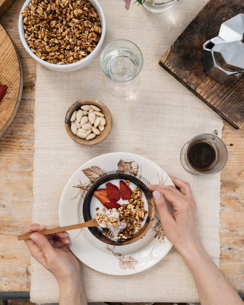 La ricetta della granola